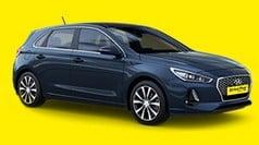 Hyundai i30 - δείγμα της κατηγορίας αυτόματων αυτοκινήτων προς ενοικίαση