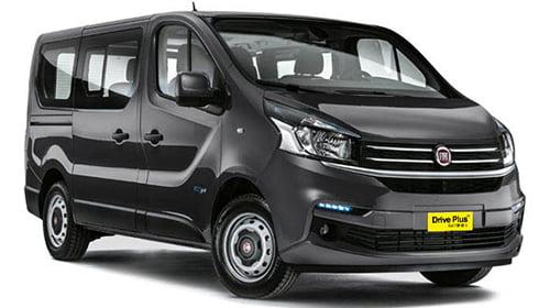 Fiat Talento της κατηγορίας ενοικίασης Minibus